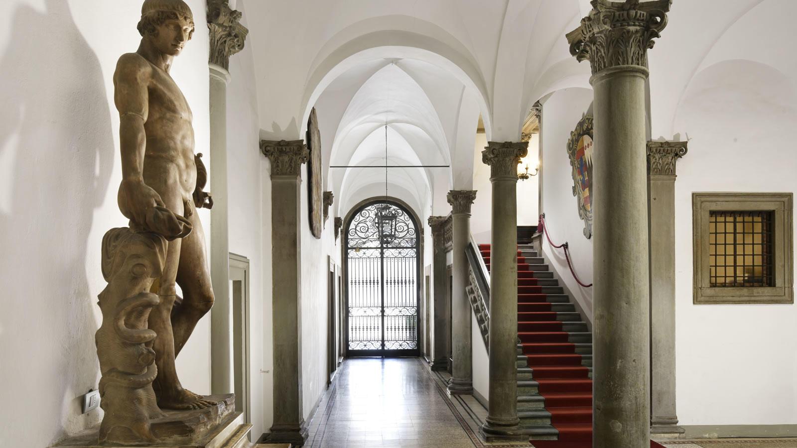 Court | Leone Blu Suites