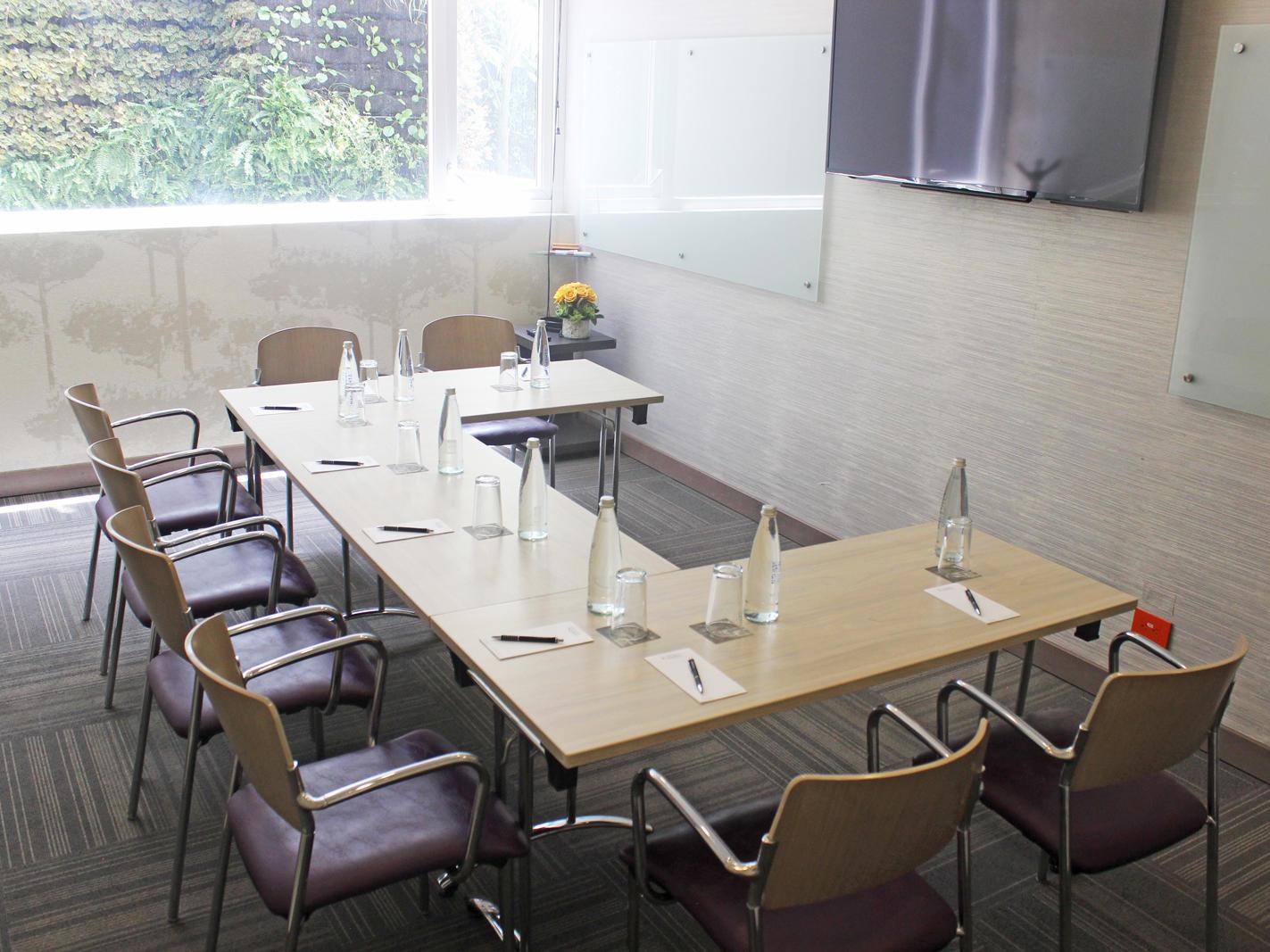 Sala de juntas para reuniones