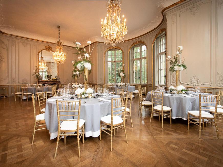 Musikzimmer at Schlosshotel Berlin by Patrick Hellmann