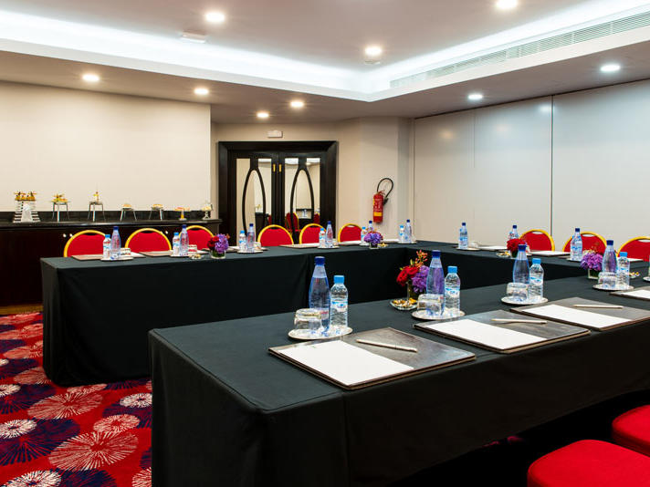 Event room at Kenzi Tower Hotel in Casablanca, Morocco