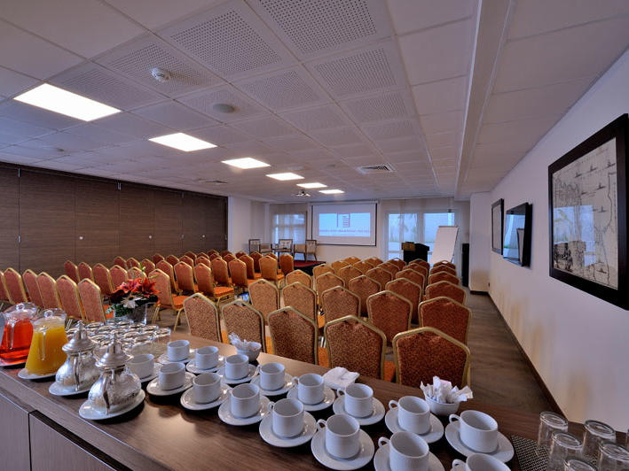 Event room at Kenzi Sidi Maarouf Hotel in Casablanca, Morocco