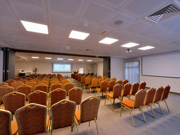 Event room at Kenzi Sidi Maarouf Hotel in Casablanca, Morocco