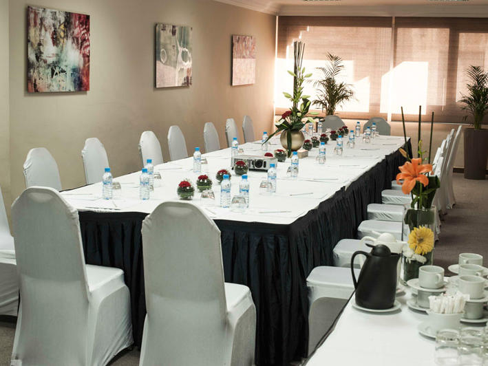 Events at Kenzi Basma Hotel in Casablanca, Morocco