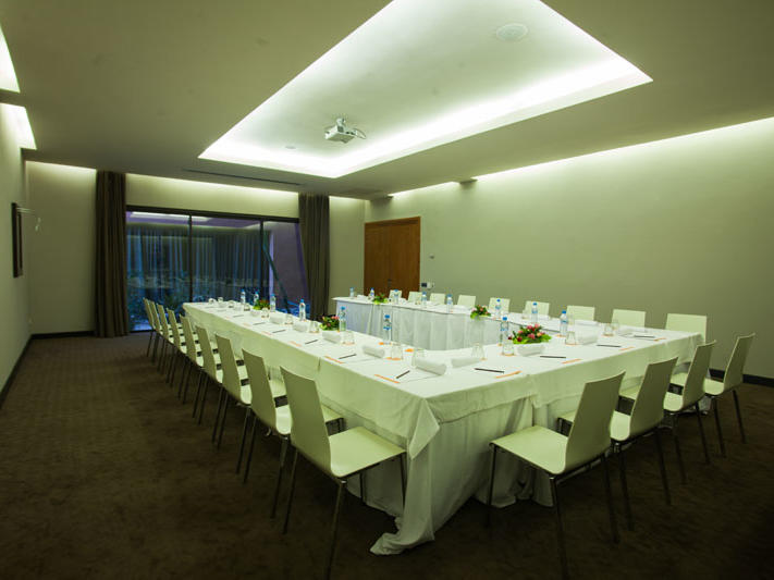 Event room at Kenzi Club Agdal Medina Hotel in Marrakesh, Morocco
