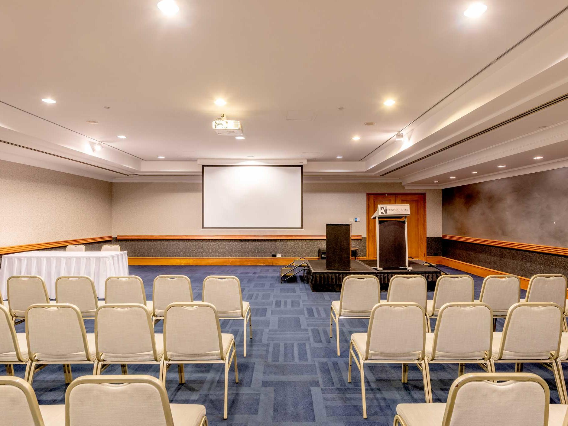 Meeting Room in Duxton Hotel Perth