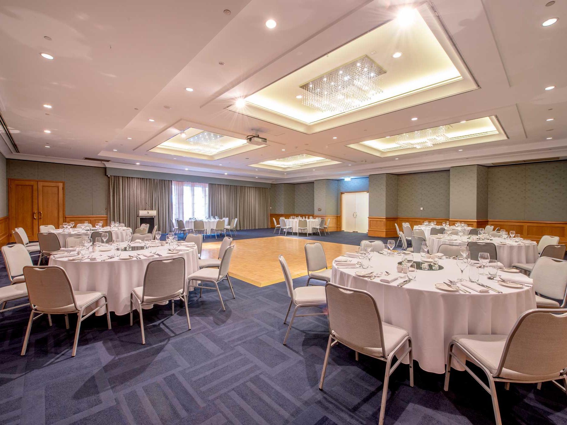 Ballroom at Duxton Hotel Perth