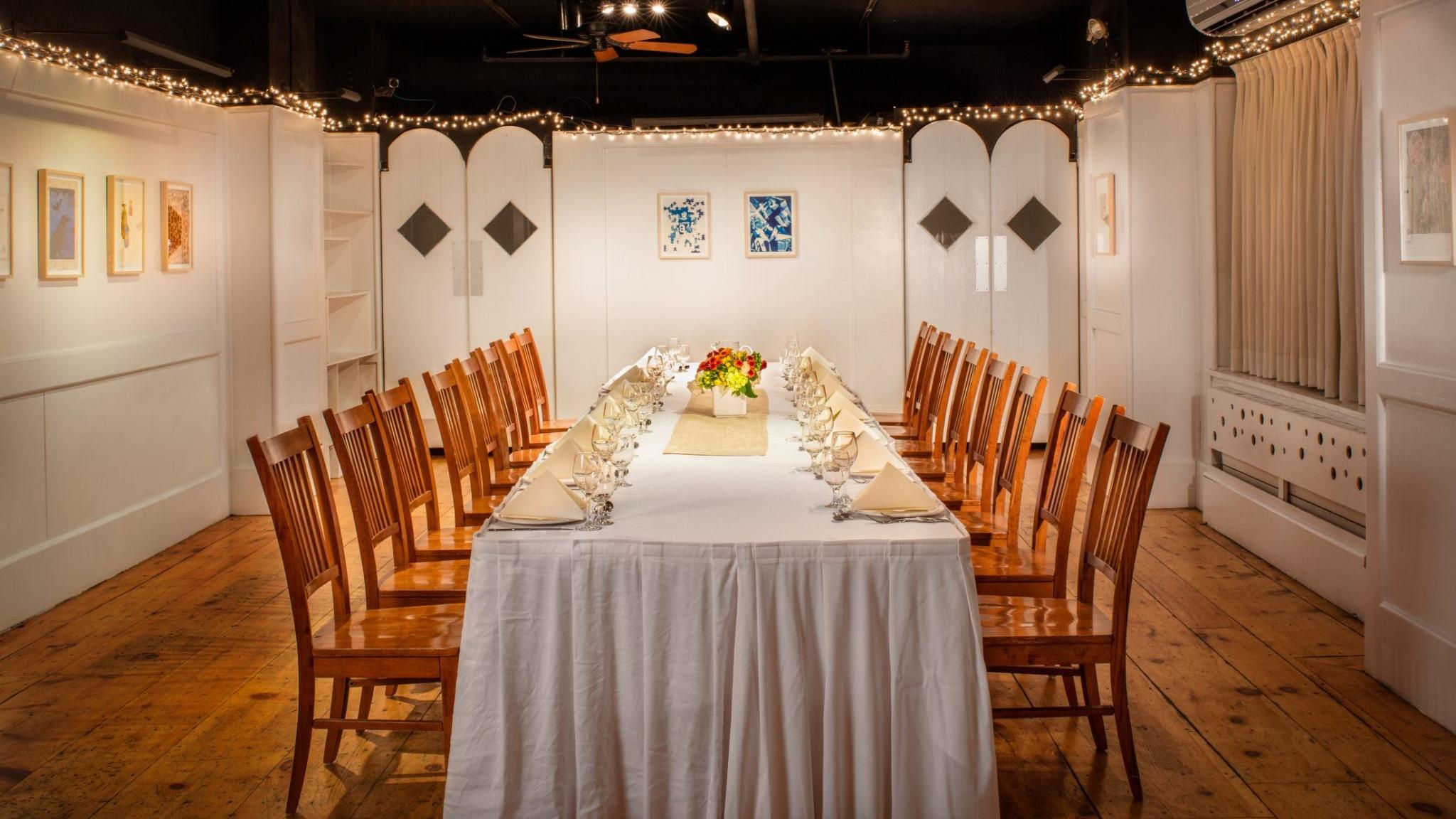 NYC Meeting & Event Venues at The Roger Smith Hotel