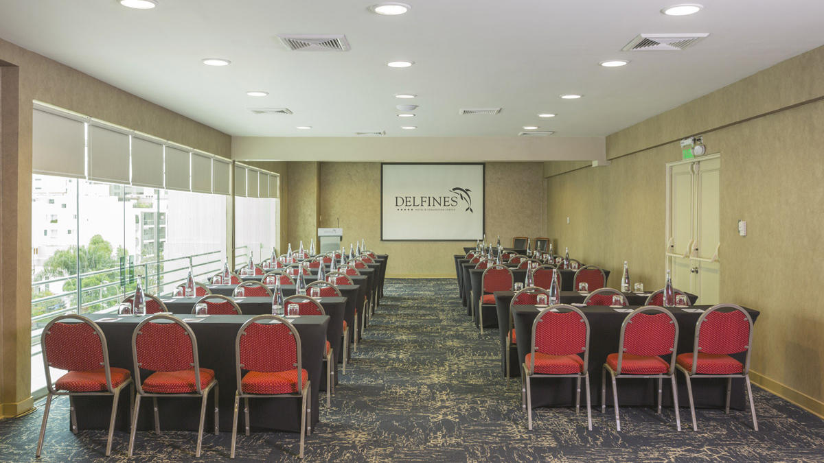 Atlantis meeting room - classroom - morning