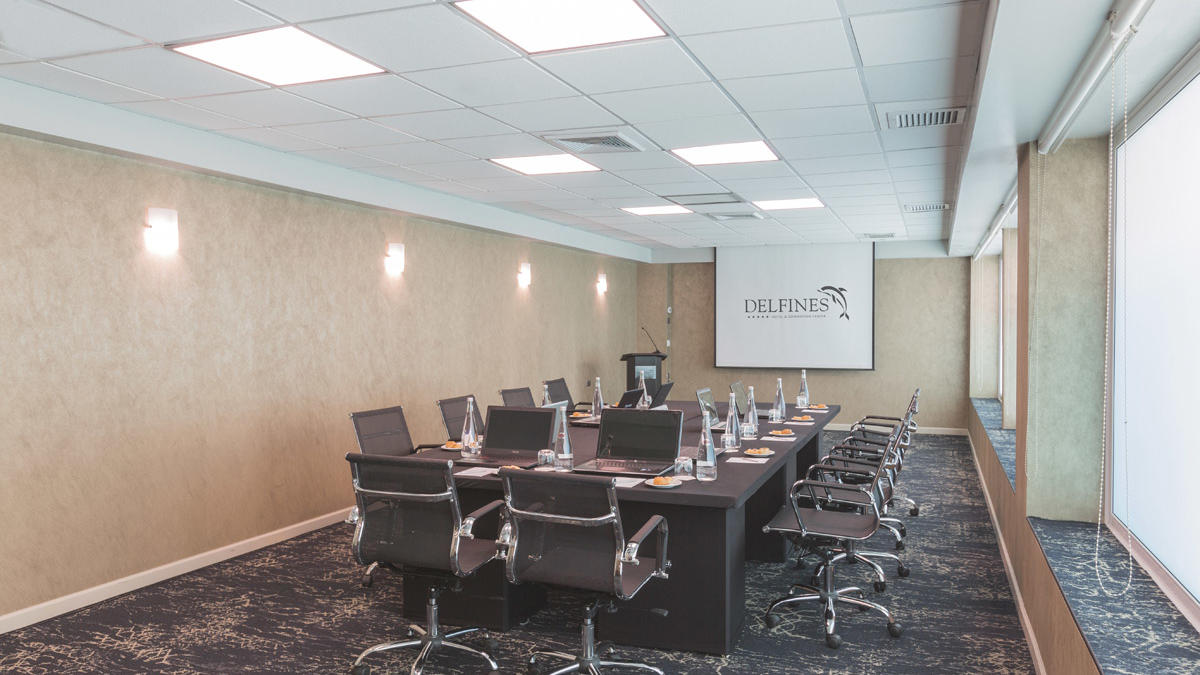 Neptuno meeting room - boardroom