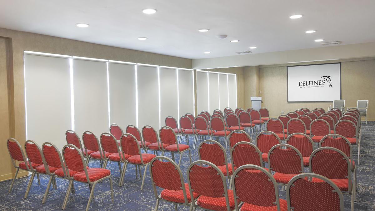 Atlantis meeting room - audience