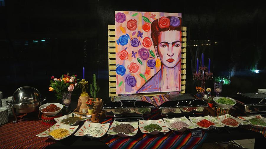 terrace - frida kahlo