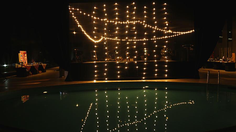 terrace - elegant cocktail night