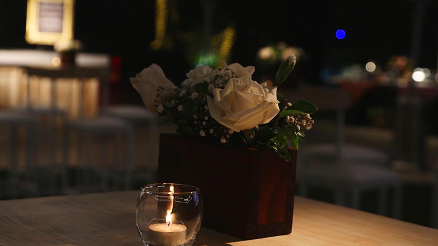 terrace - elegant cocktail details