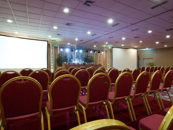 Event room at Kenzi Farah Hotel in Marrakesh, Morocco