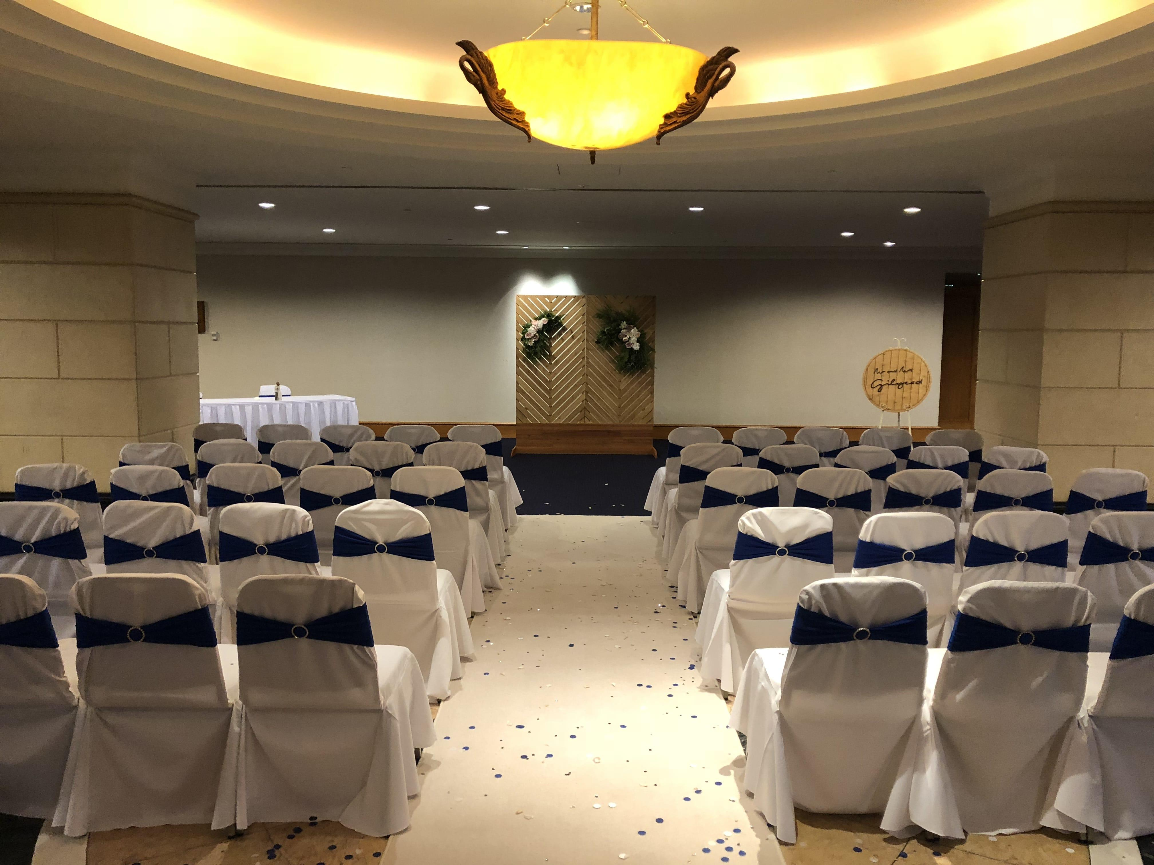Lower Lobby Event Room at Duxton Hotel Perth