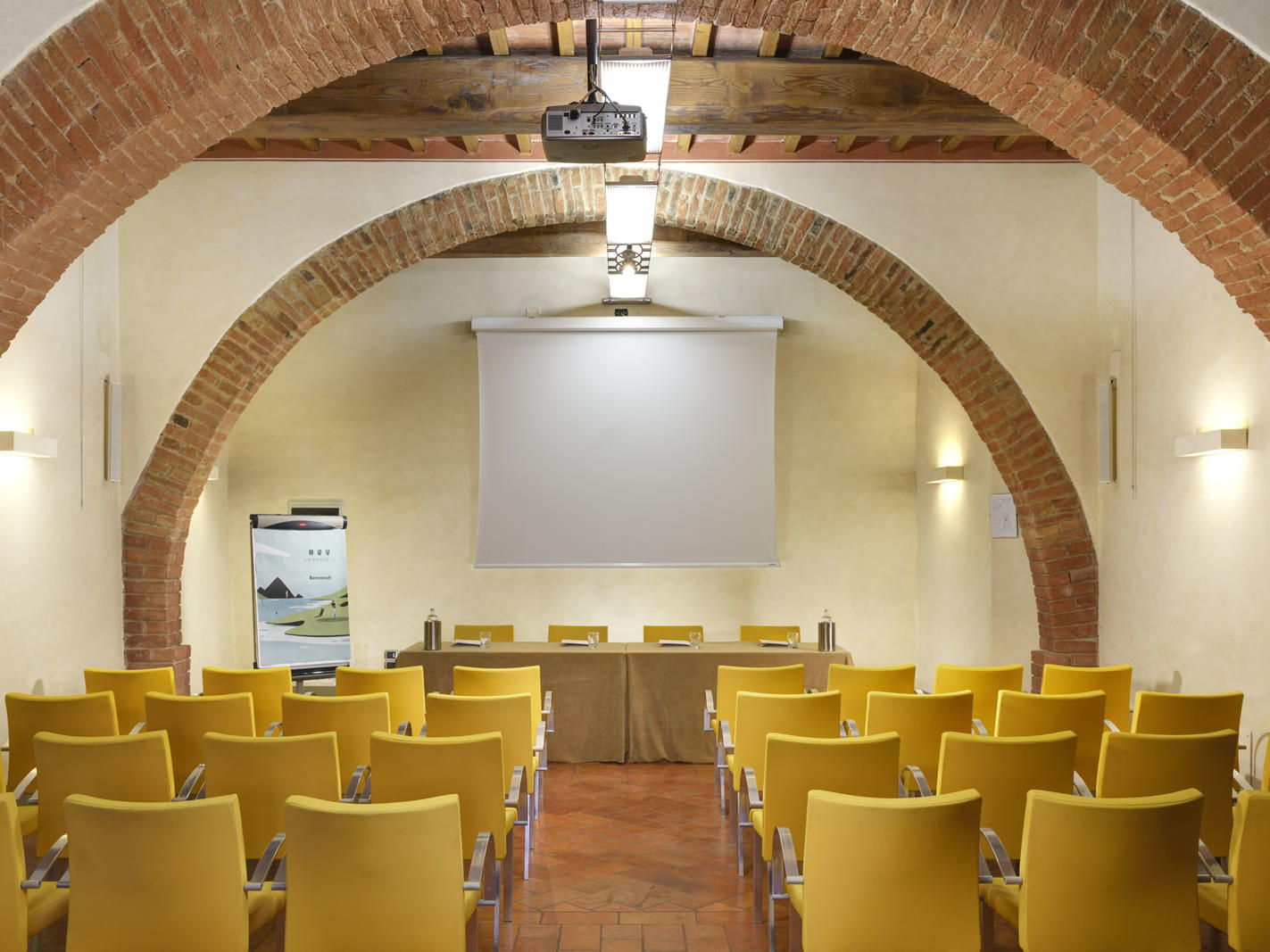Clemente Meeting Room | Palazzo Mannaioni Toscana