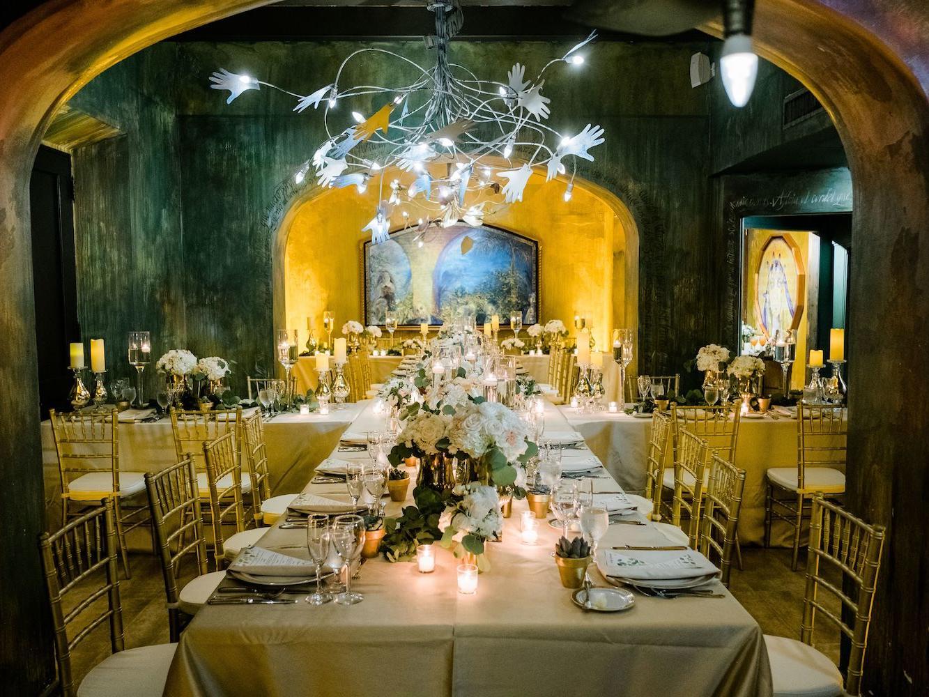 Salon Martorell El Convento Weddings