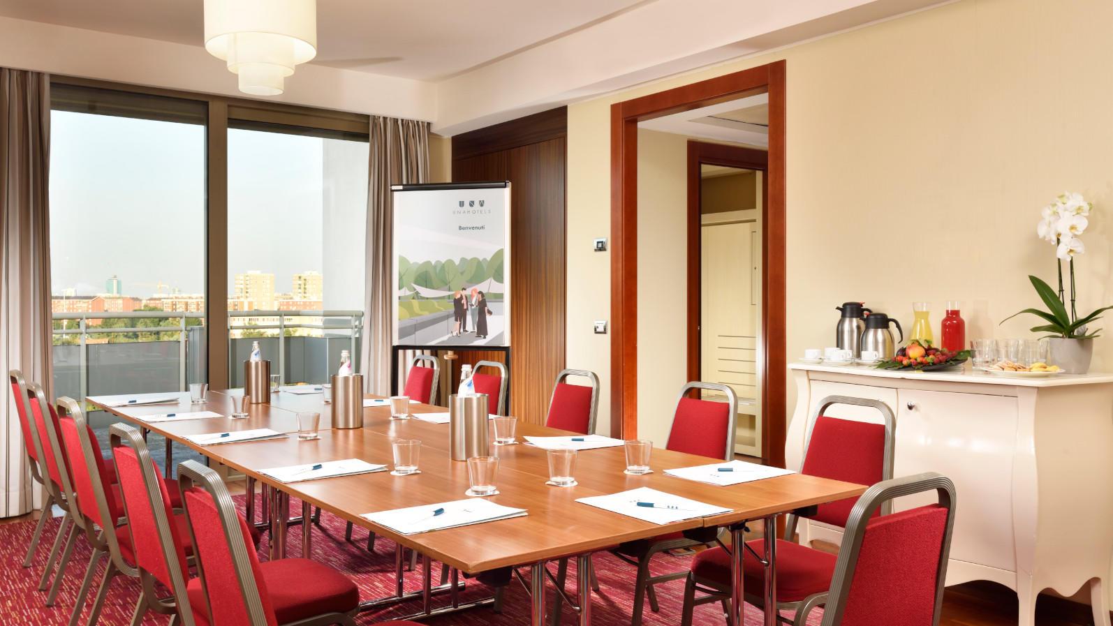 Meeting Room   Expo Fiera Milano