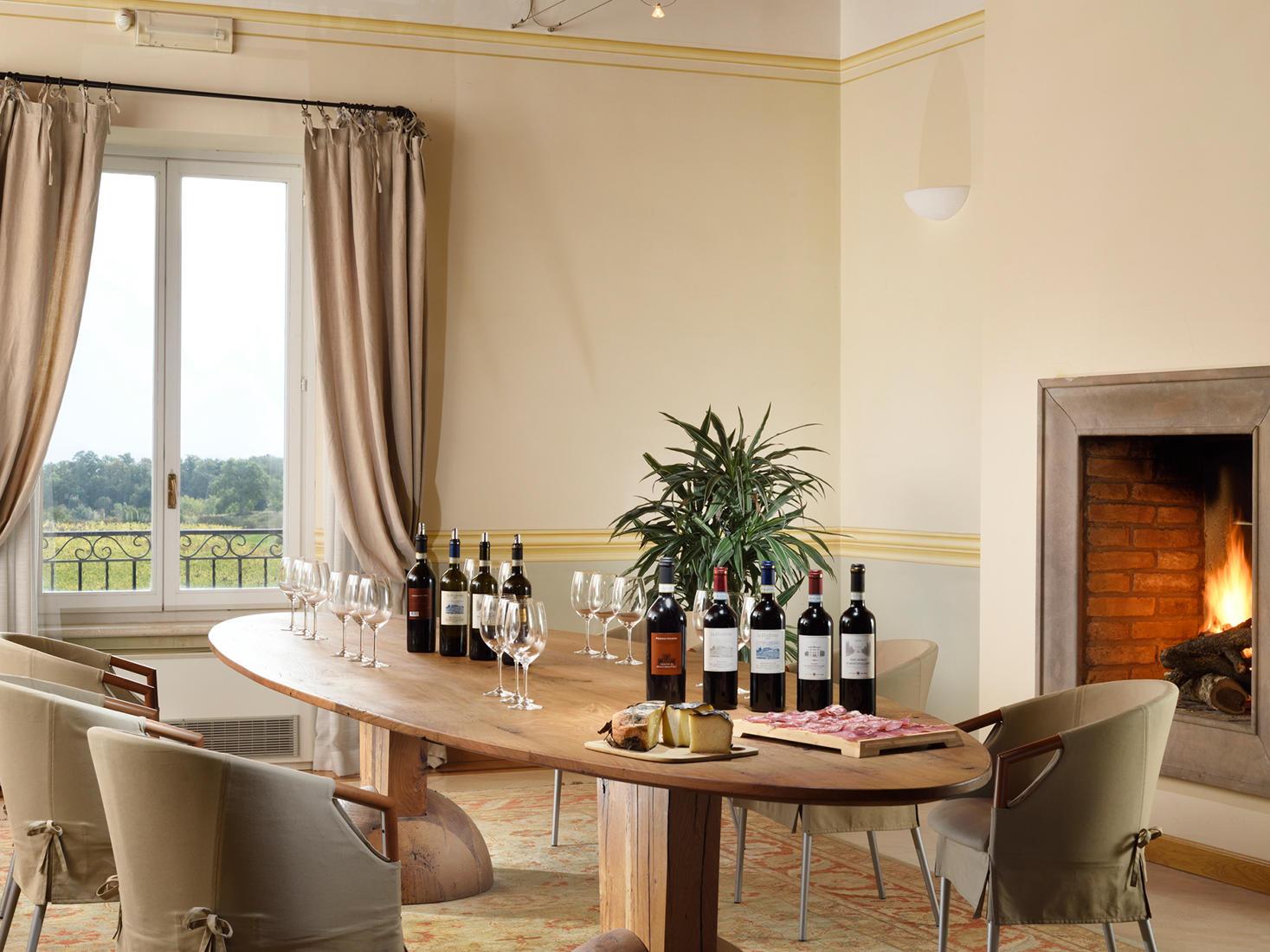 Nobile Meeting Room | Relais Villa Grazianella