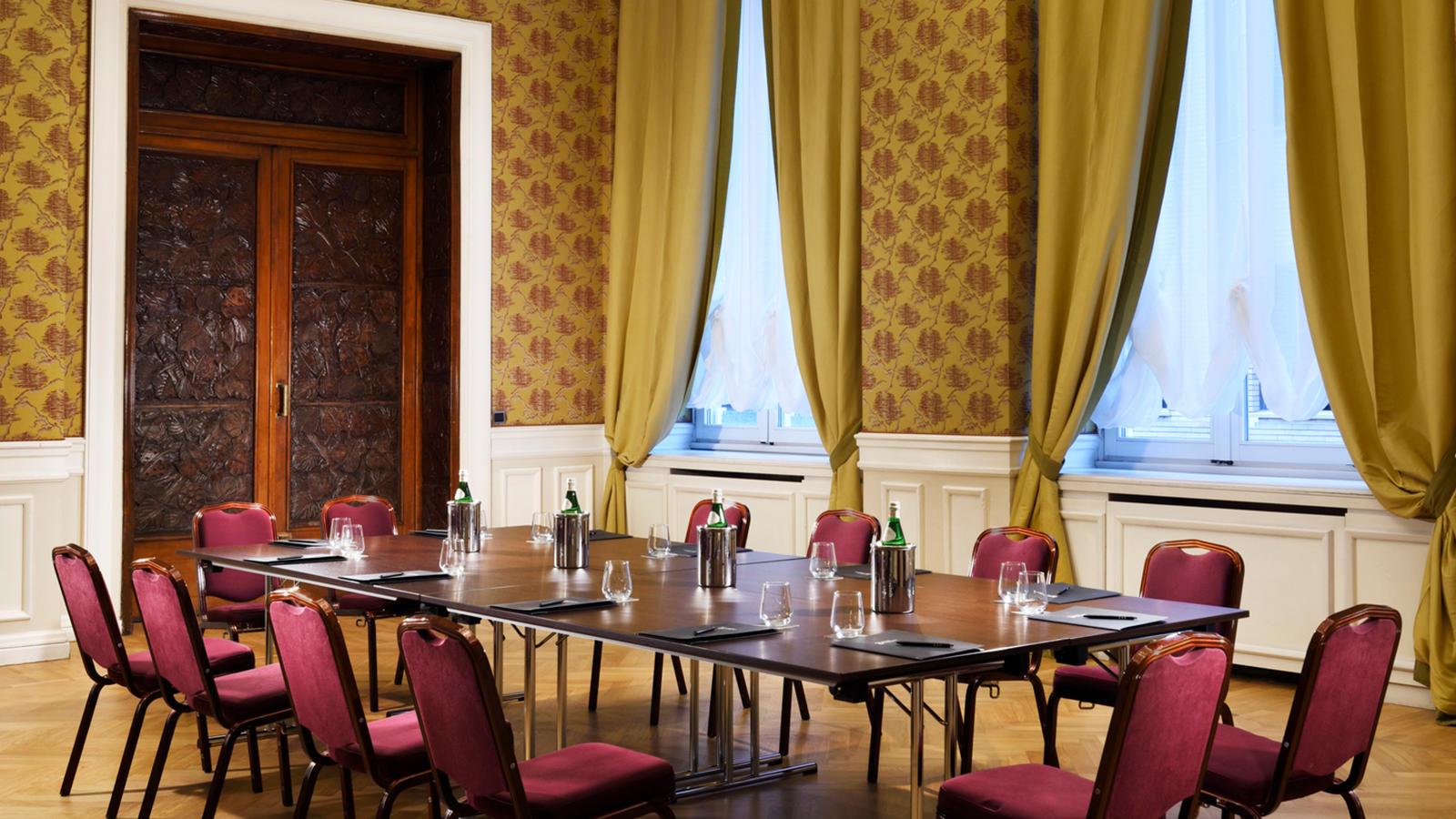 Sala Venaria Reale | Principi di Piemonte