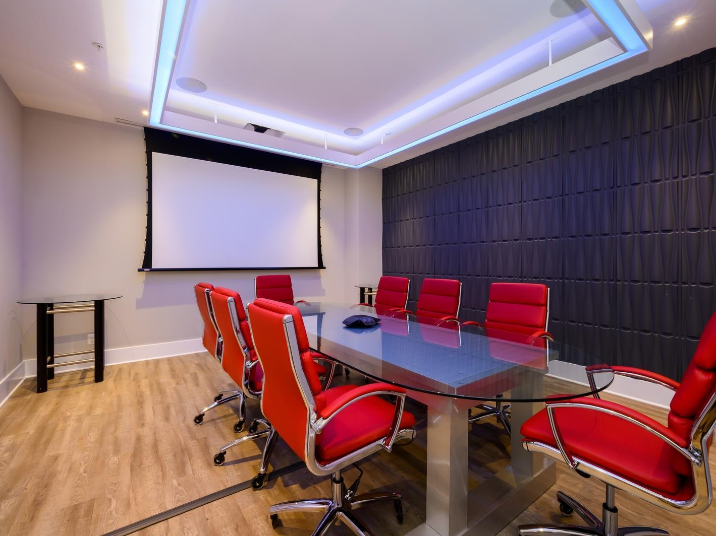 Harborside Vault Boardroom