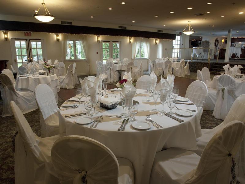 Wedding Room Setup