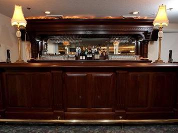 Mahogany Bar in Banquet Hall
