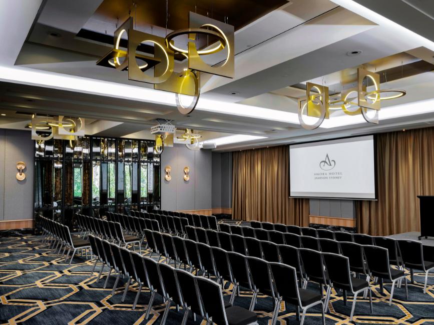 Whiteley Ballroom | - Amora Hotel