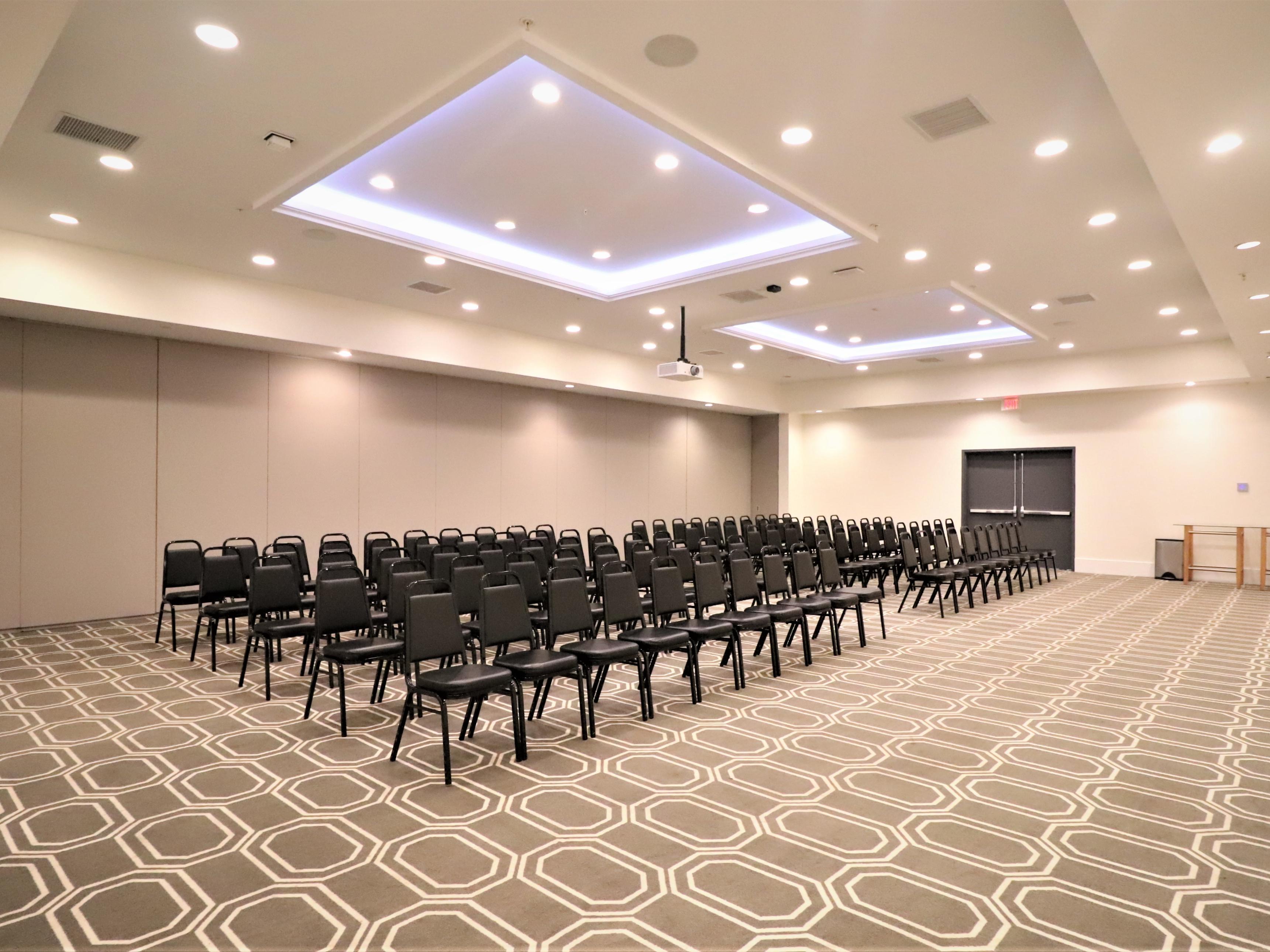 Harborside Hotel Infinity Ballroom Theater Seating