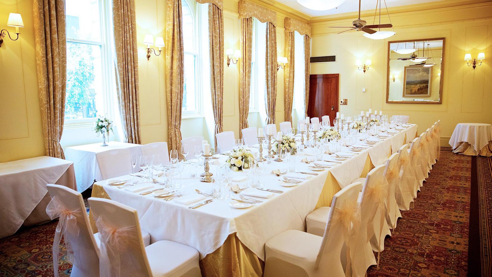 Events at The Hotel Windsor Melbourne