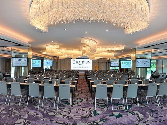 View of Chatrium Ballroom at Chatrium Hotel Riverside Bangkok