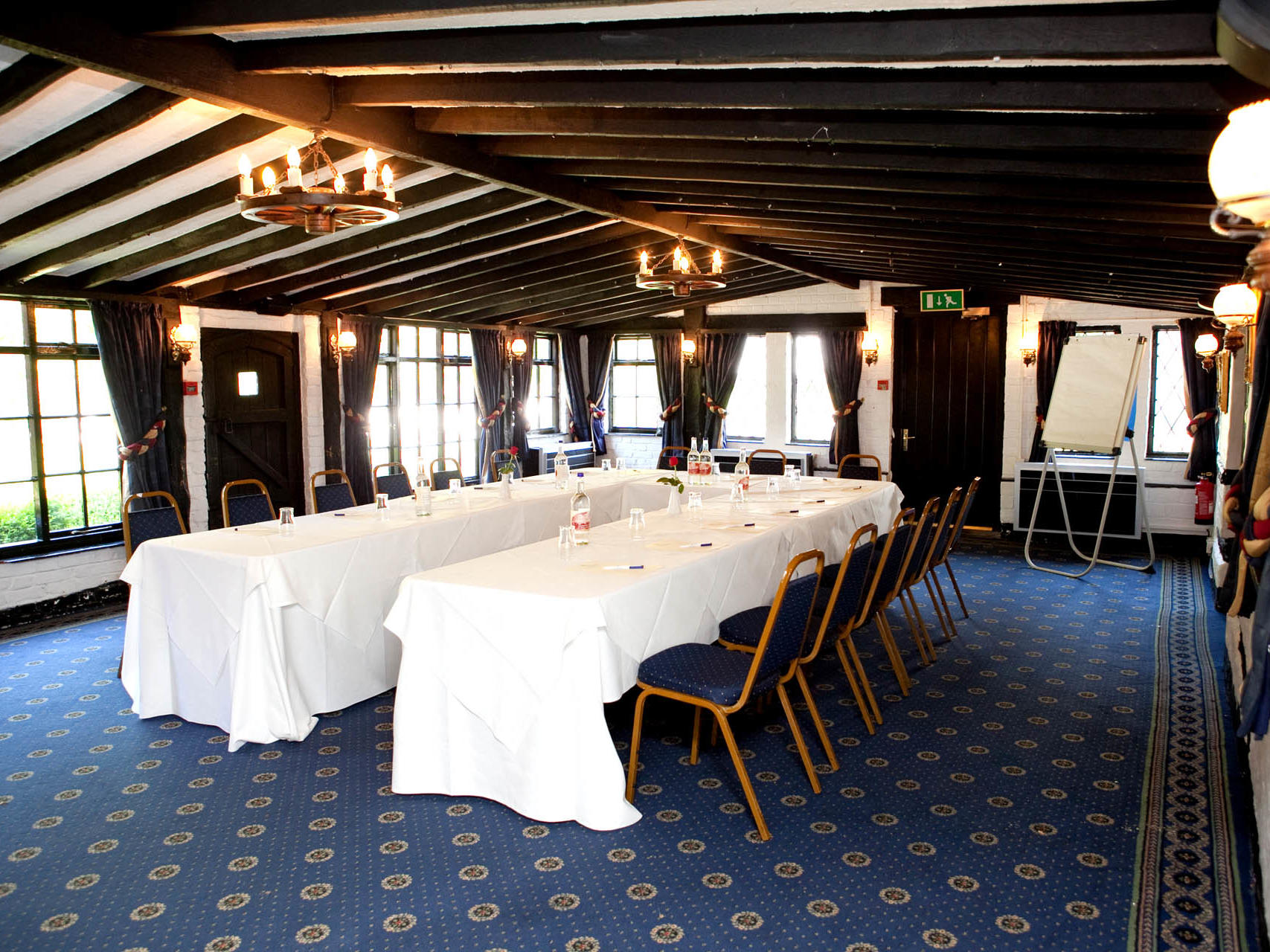 Cromwell Room at Barn Hotel Ruislip near London