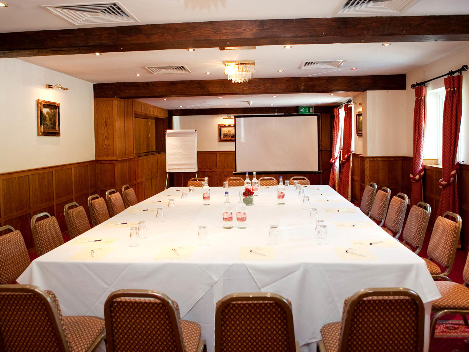 Windsor meeting room at Barn Hotel Ruislip near London