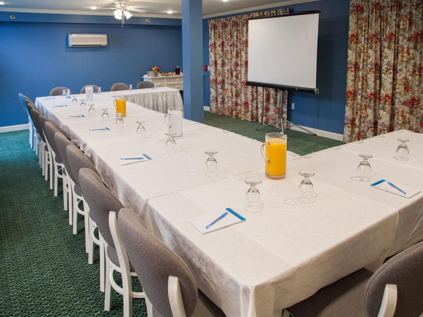 harbour view inn conference room