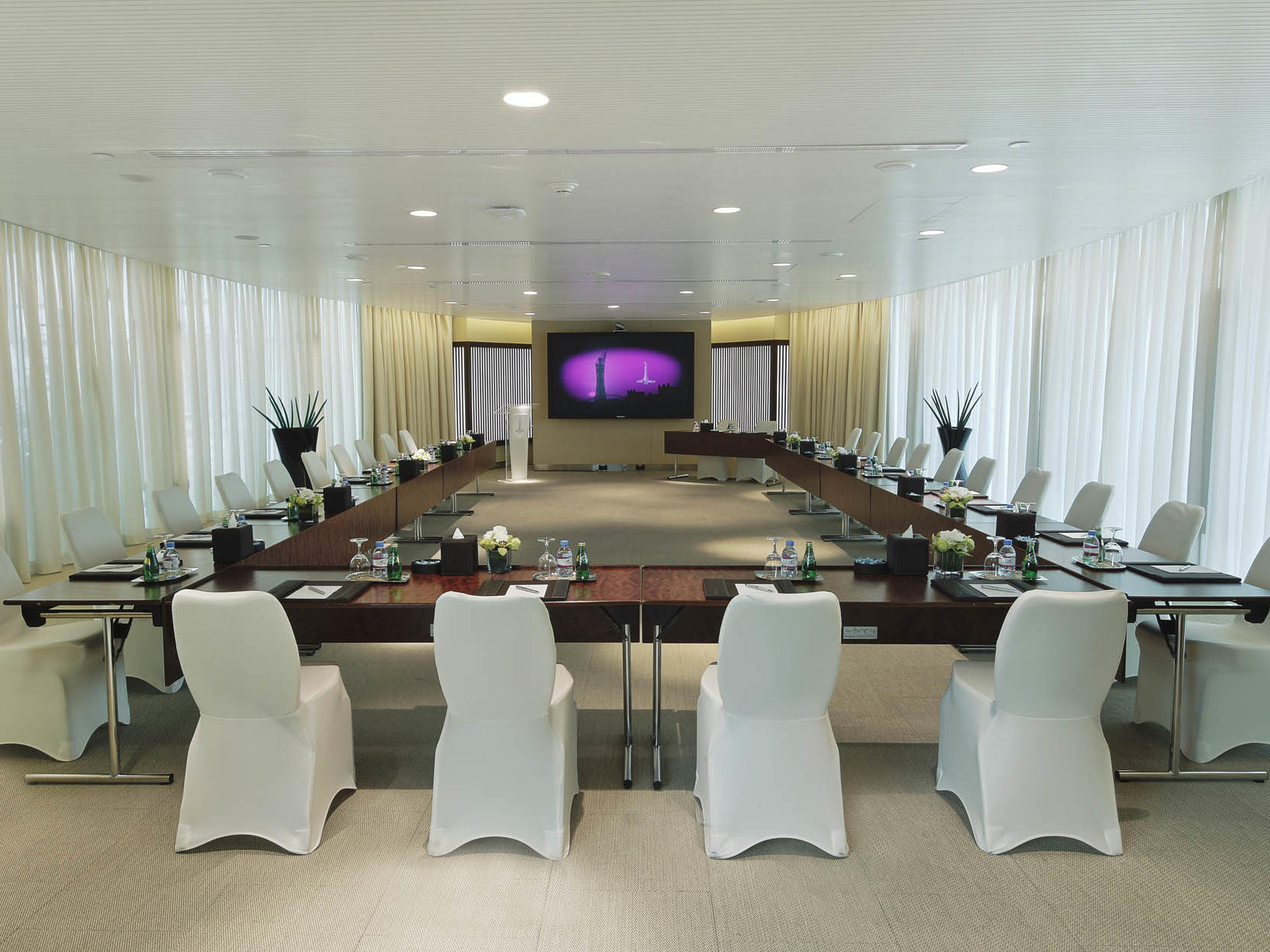 Meeting Room at The Torch Doha Hotel in Qatar