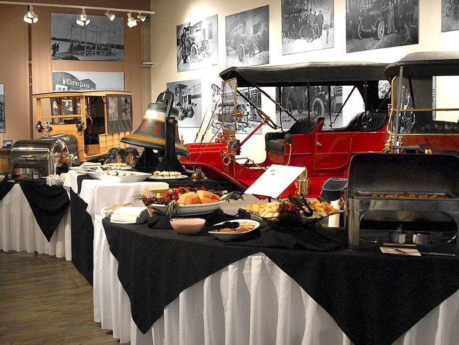 The Fountainhead antique auto museum at Wedgewood Resort