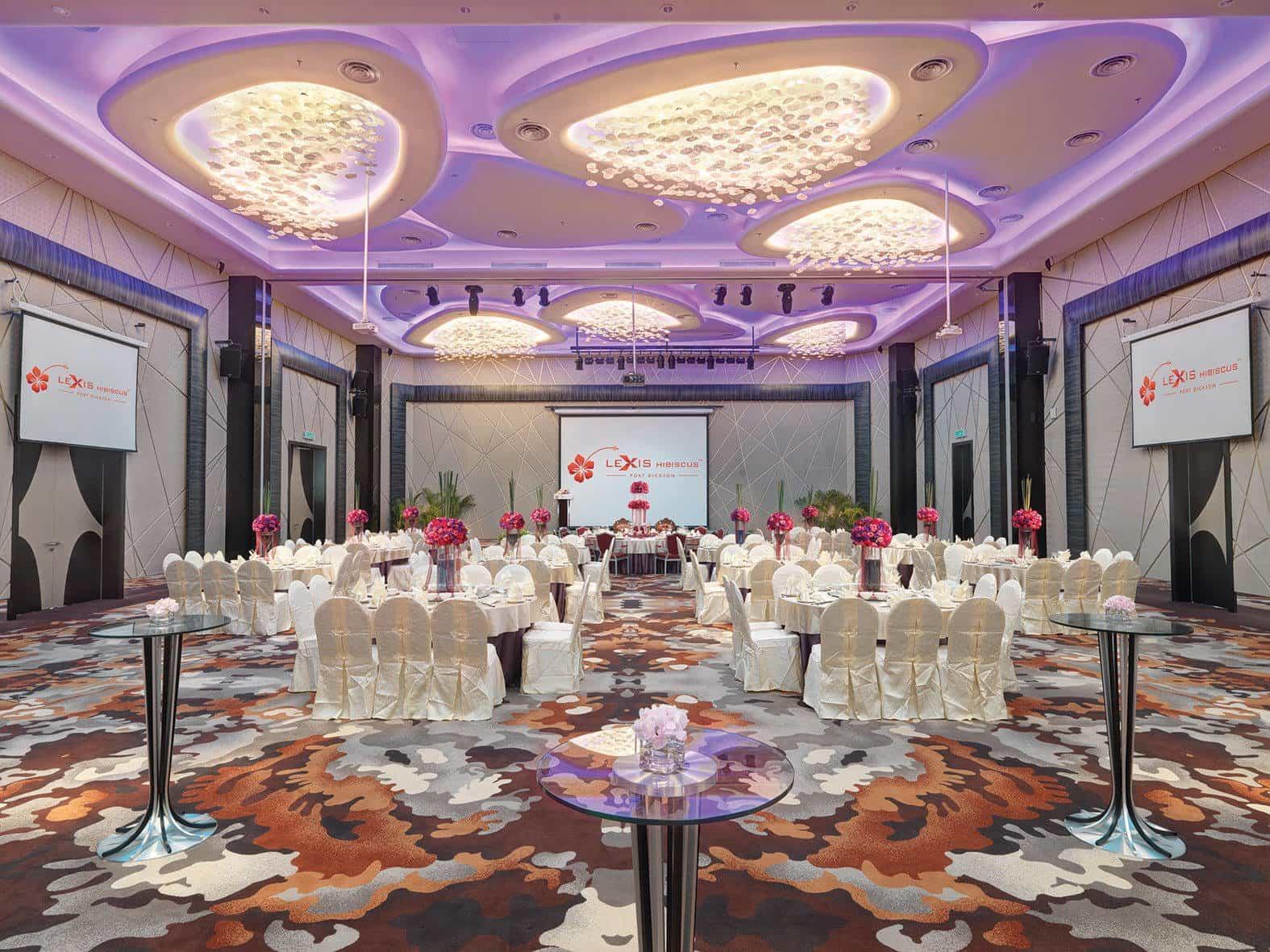 Hibiscus Grand Ballroom - Lexis Hibiscus® Port Dickson
