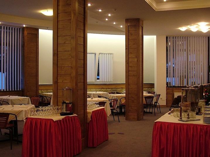 Sală de evenimente la Ana Hotels Poiana în Poiana Brașov