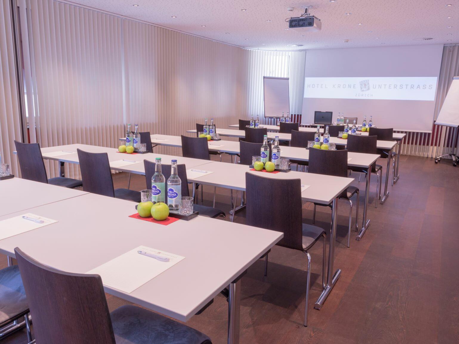 Seminars & Meetings at Hotel Krone Unterstrass in Zurich