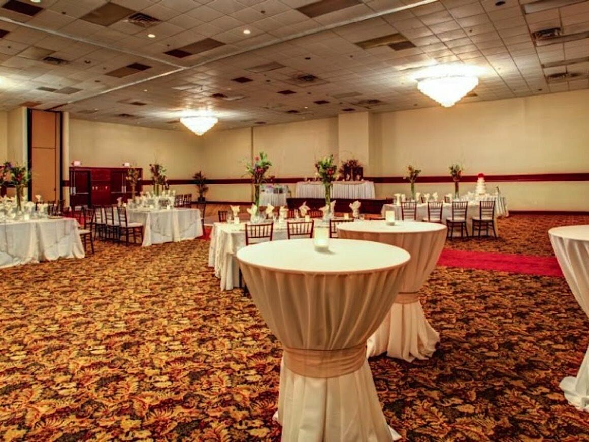 Athena Ballroom at the Alexis Park Resort