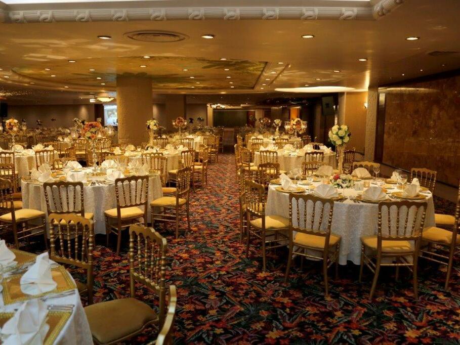 Ballroom - eresin hotel topkapi