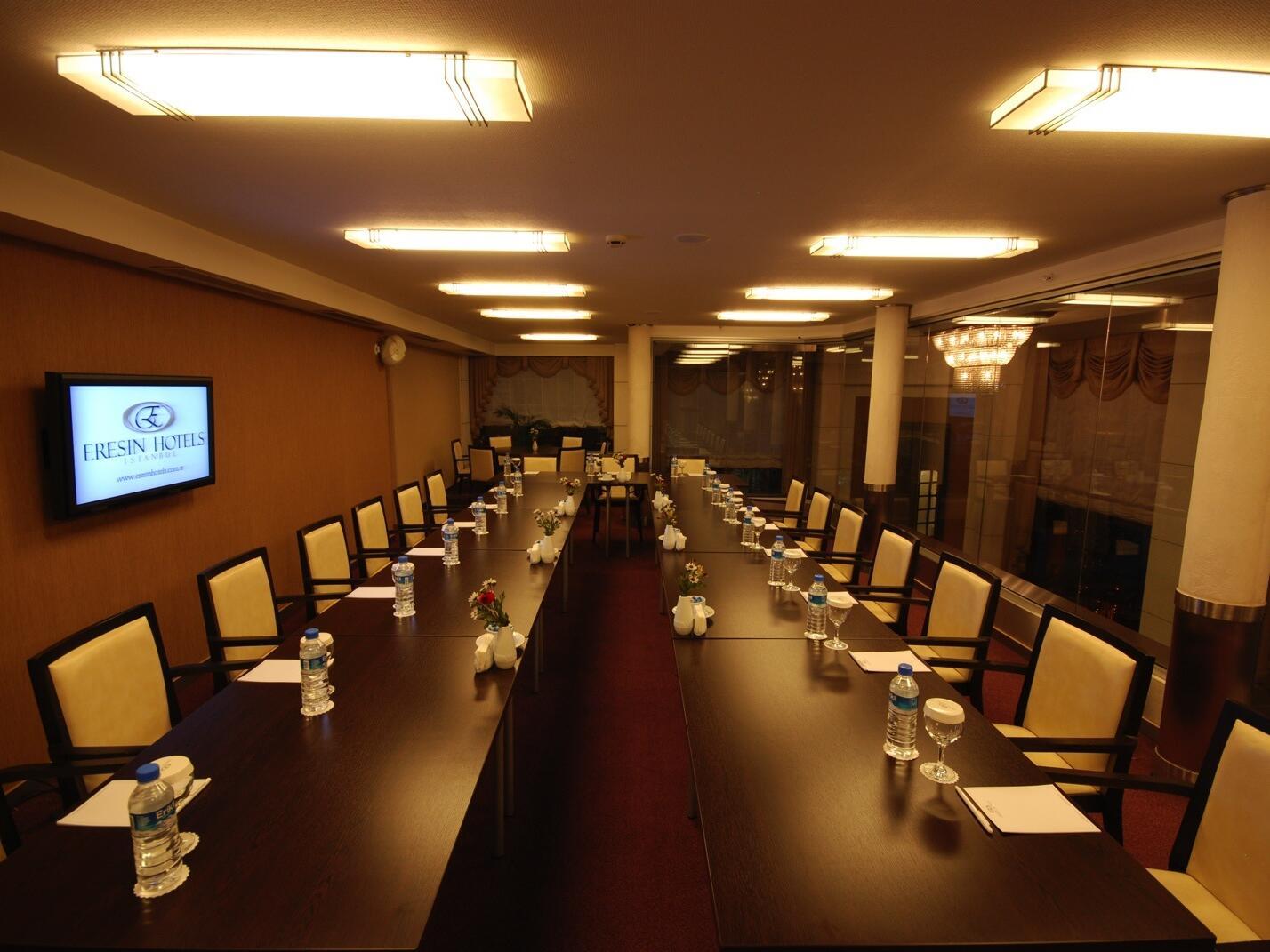 Meeting room at Eresin Taxim Premier
