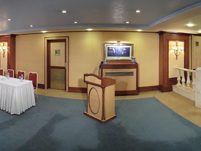 Bosphorus Room Eresin hotels sultanahmet