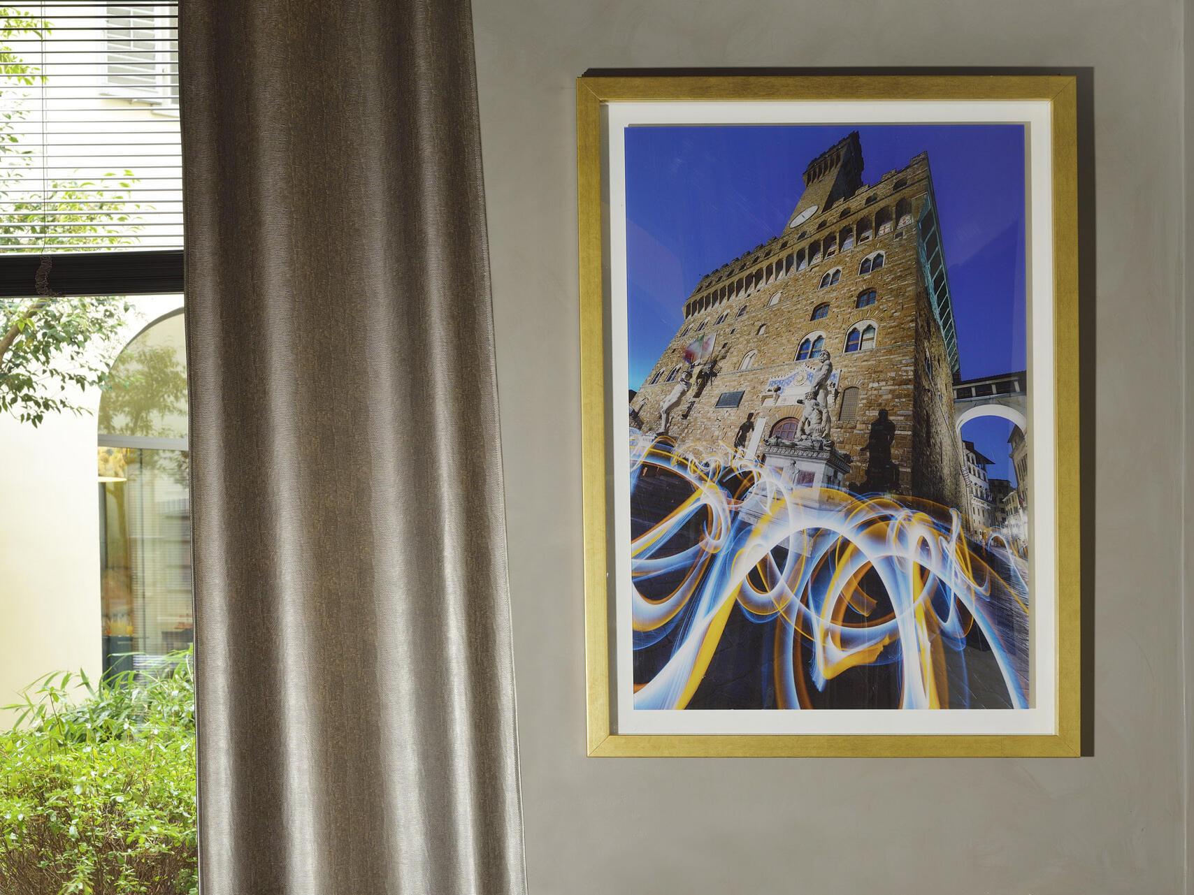 A Wall Art frame  at Grand Hotel Minerva