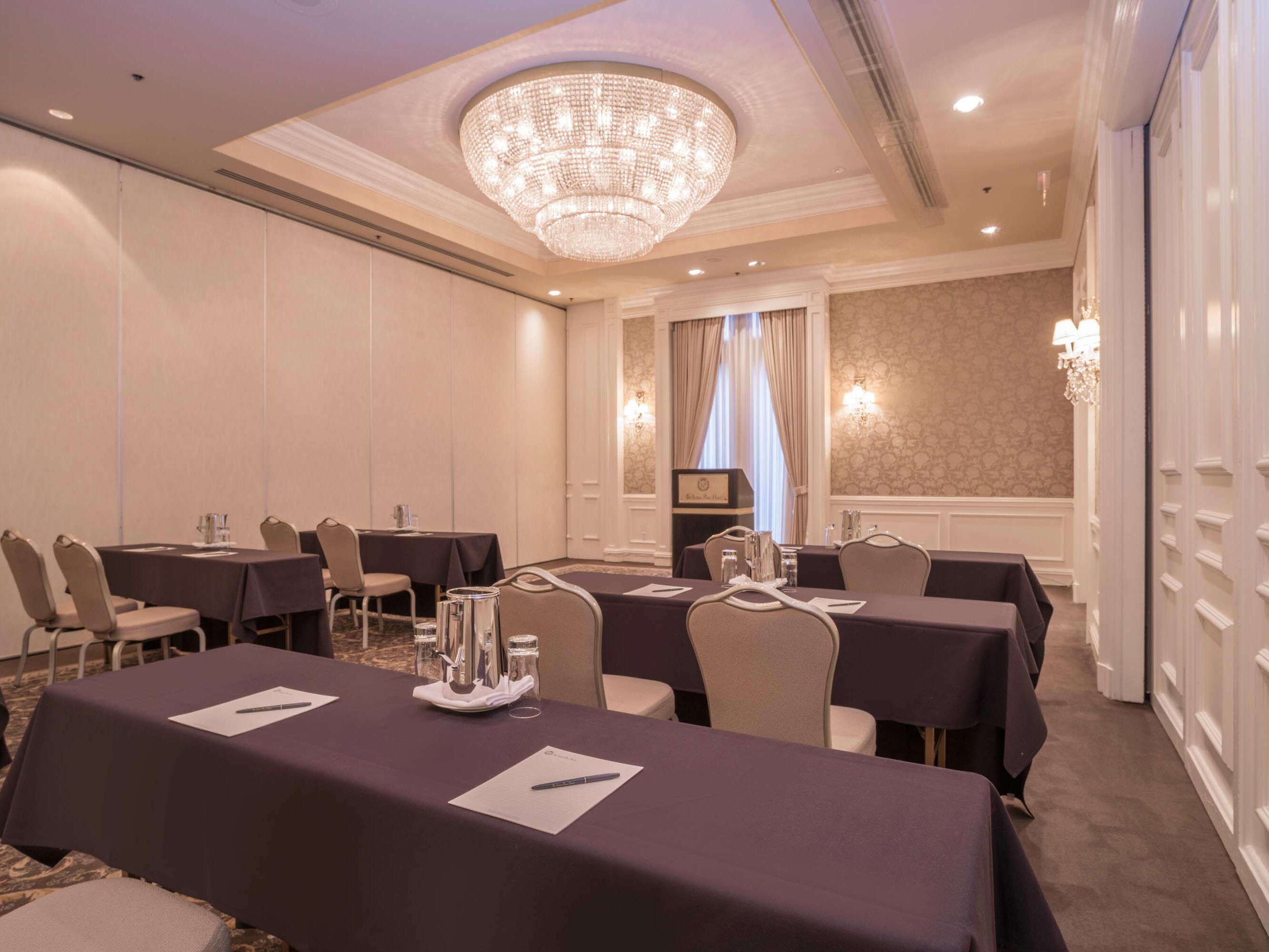 Le Versailles Salon A The Sutton Place Hotels