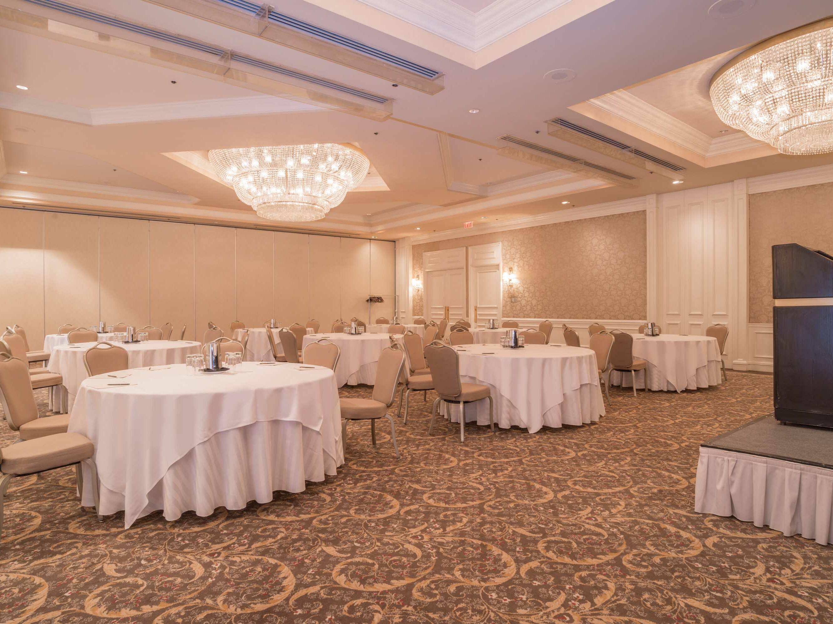 Le Versailles Salon B The Sutton Place Hotels