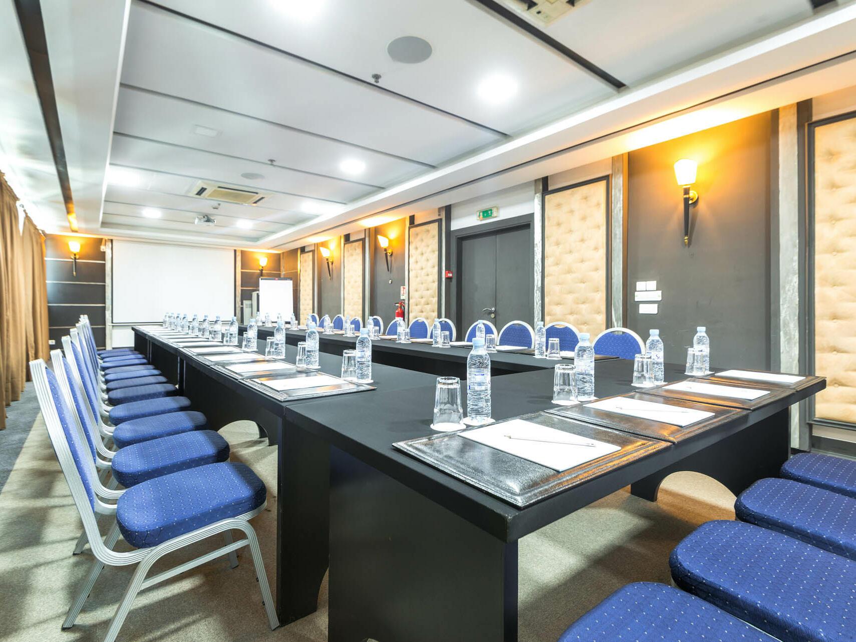 Bright Conference Room -  Farah Rabat Hotel