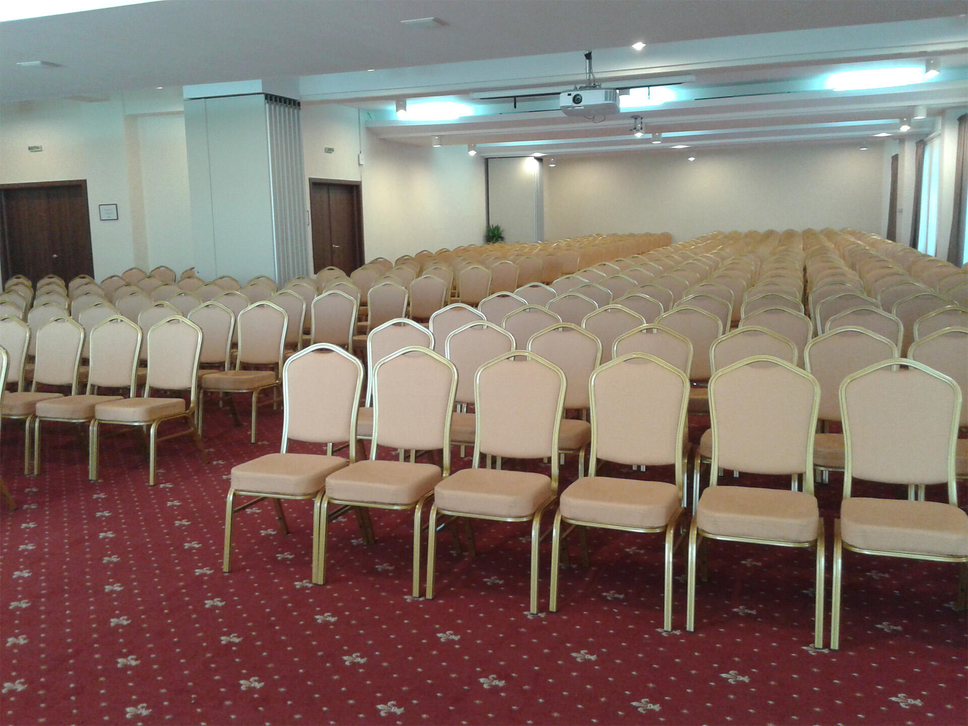 Event Rooms at IAKI Conference & Spa Hotel in Mamaia