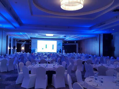 Event Hall arranged at Bay La Sun Hotel & Marina