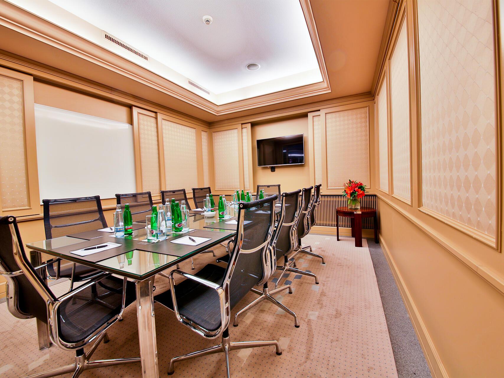 Boardroom at Aria Hotel in Prague